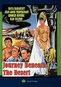 Journey Beneath the Desert