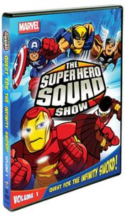 The Super Hero Squad Show: Quest for the Infinity Sword!: Season 1 Volume 1