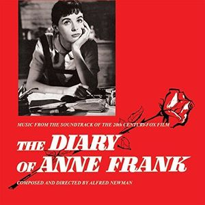 The Diary of Anne Frank (Original Soundtrack) [Import]