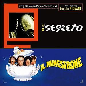 N.P. - Il Segreto /  Il Minestrone (Original Soundtrack) [Import]