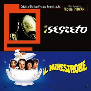 N.P. - Il Segreto /  Il Minestrone (Original Soundtrack) [Import]