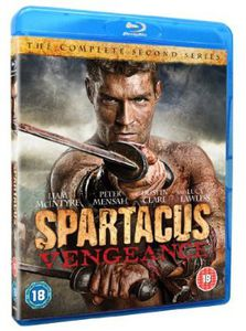 Spartacus: Vengeance: The Complete Second Season [Import]