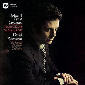 Mozart: Piano Concertos Nos. 8 & 25