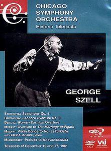 Chicago Symphony Orchestra: Historic Telecasts: George Szell
