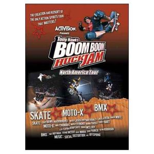 Making of Tony Hawks Boom Boom Huck Jam [Import]