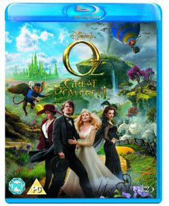 Oz the Great & Powerful [Import]