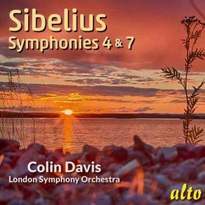 Sibelius: Symphonies Nos. 4 & 7