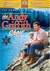 Andy Griffith Show: Complete First Season