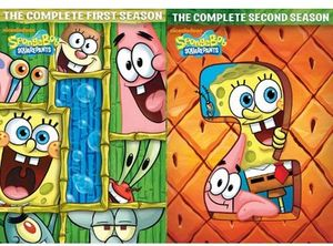 Spongebob Squarepants: Season 1 and 2