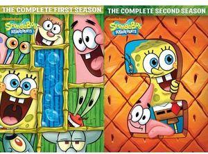 Spongebob Squarepants: Season 1 and 2