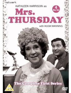 Mrs Thursday: Complete First Series [Import]