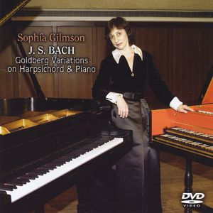 J.S. Bach Goldberg Variations on Harpsichord & Pia