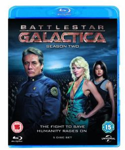 Battlestar Galactica (2004): Season 2 [Import]