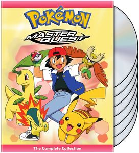 Pokemon: Master Quest - The Complete Collection