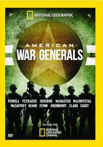 National Geographic: American War Generals