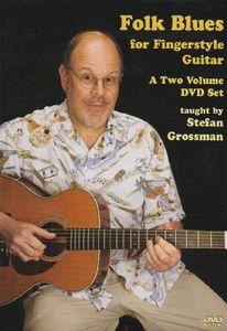 Folk Blues for Fingerstyle Guitar