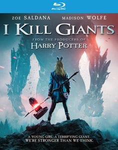 I Kill Giants , Zoe Saldana