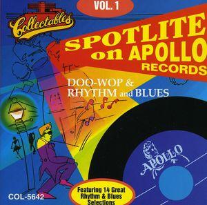Spotlite On Apollo Records, Vol.1
