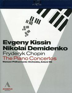 Piano Concertos Warsaw 2010
