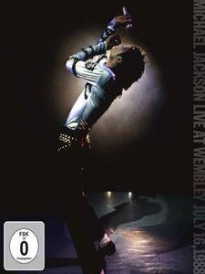 Michael Jackson Live at Wembley July 16 [Import]