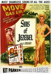 Movie Bad Girls: Volume 1: Sins of Jezebel /  Queen of the Amazons