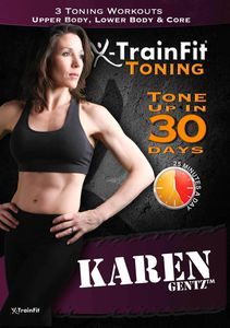 X-Trainfit Toning