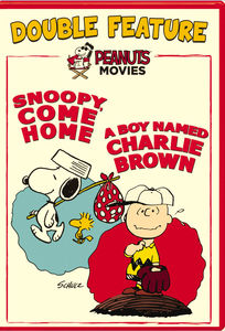 Peanuts Double Feature: Snoopy, Come Home /  A Boy Named Charlie Brown