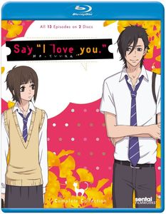 """Say, """"I Love You"""": Complete Collection"""