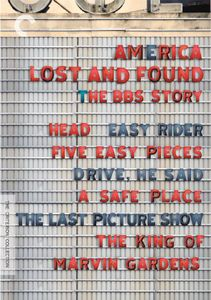 America Lost and Found: The BBS Story (Criterion Collection)