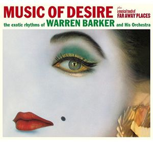Exotic Rhythms-music Of Desire /  Musical Touch