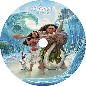 Moana: The Songs (Picture Disc) [Import]