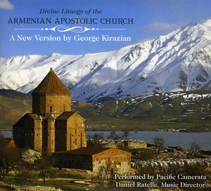 Divine Liturgy Armenian Apostolic Church