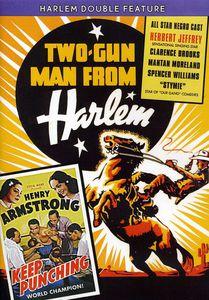 Two-Gun Man From Harlem (1938) /  Keep Punching (1939