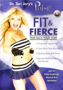 Poise Fit and Fierce: Take Back Your Core
