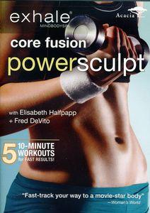 Exhale: Core Fusion Power Sculpt