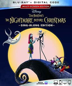 The Nightmare Before Christmas (25th Anniversary Edition)
