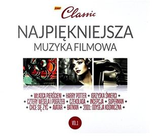 RMF Classic Najpiekniejsza Muzyka Filmowa Vol 1 [Import]