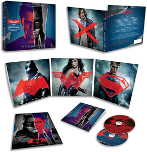 Batman V Superman: Dawn of Justice (Deluxe Edition) (Original Soundtrack)