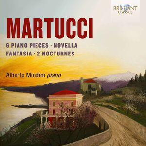 Martucci: Piano Music