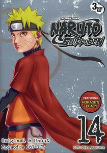 Naruto Shippuden Uncut Set 14