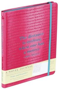 Pride and Prejudice (Novel Journal)