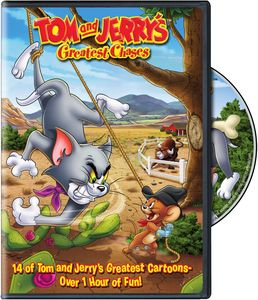 Tom and Jerry's Greatest Chases: Volume 5