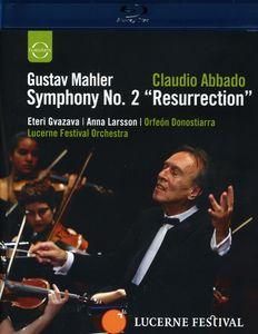 Symphony 2 Resurrection: Lucerne Festival 2003
