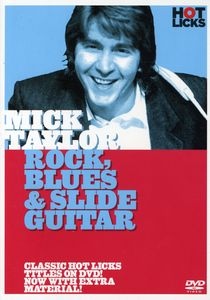 Rock, Blues and Slide Guitar