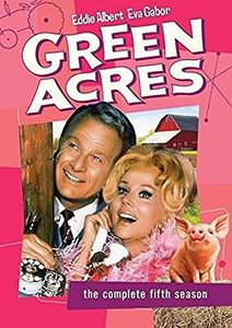 Green Acres: Season 5 [Import]
