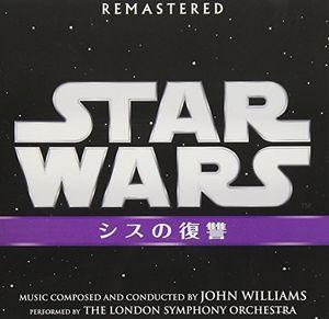 Star Wars III: Revenge Of The Sith (Original Soundtrack) [Import]