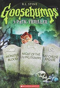 Goosebumps: Monster Blood /  Night of Living Dummy