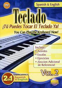 Teclado 2: 2 in 1 Bilingual