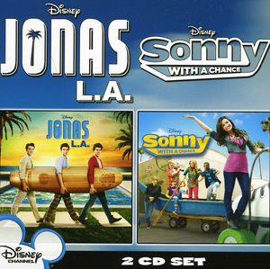 Jonas L.A. /  Sonny with a Chance (Original Soundtrack) [Import]