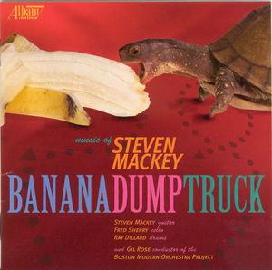 Banana Dump Truck